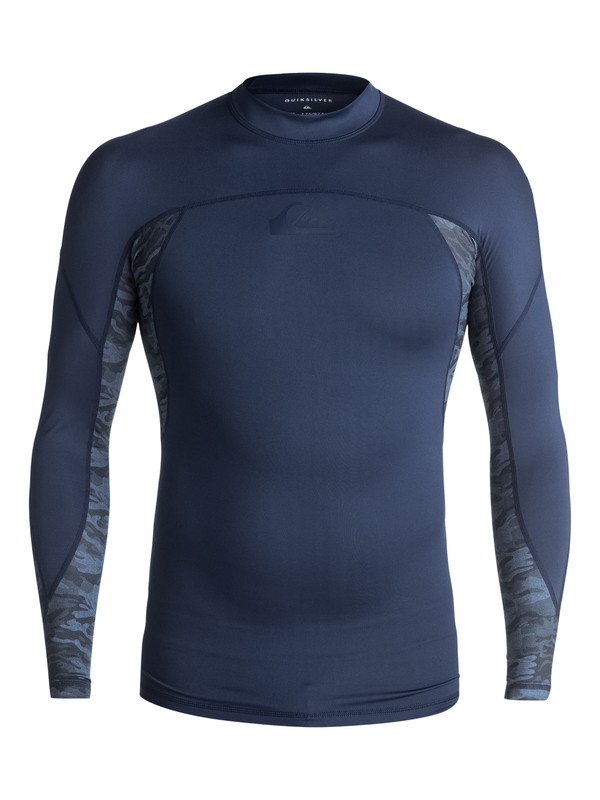 0 New Wave - Lycra à manches longues anti-UV  EQYWR03074 Quiksilver