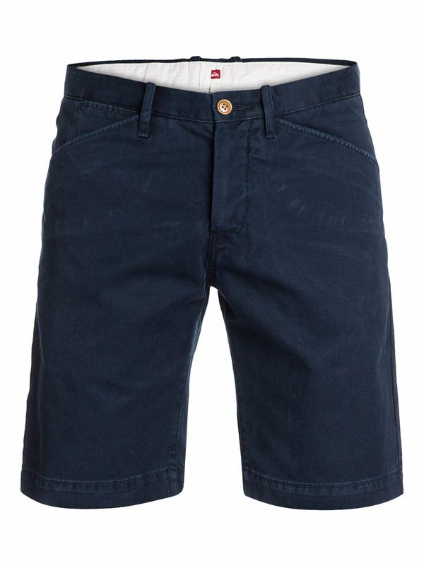 0 The Chino Short  EQYWS03002 Quiksilver