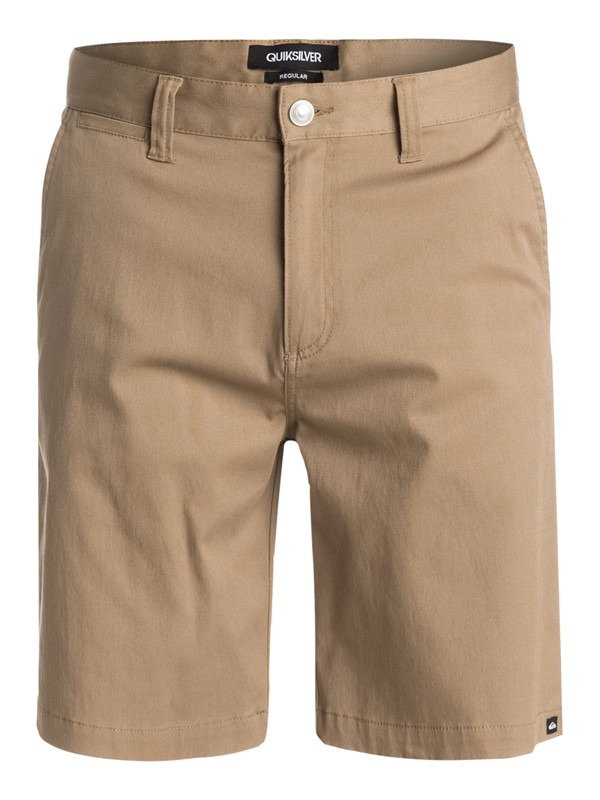 0 Everyday Union Stretch - Short chino  EQYWS03013 Quiksilver