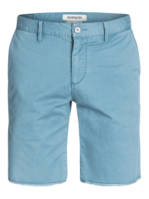 "0 New Echo 18"" Chino Shorts  EQYWS03035 Quiksilver"