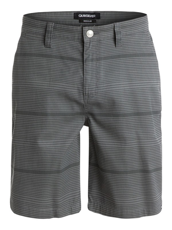 "0 Union Stretch Surplus 21"" Printed Chino Shorts  EQYWS03077 Quiksilver"