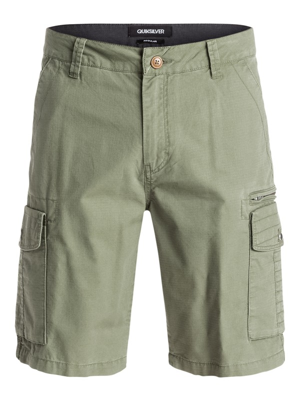0 Time After Time Ripstop - Short  EQYWS03160 Quiksilver