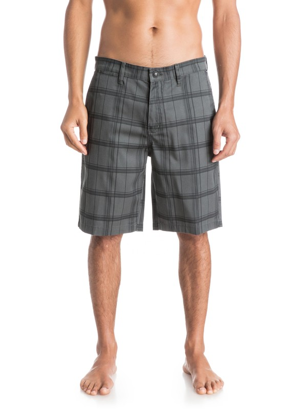 0 Everyday Union Surplus Stretch Shorts  EQYWS03166 Quiksilver