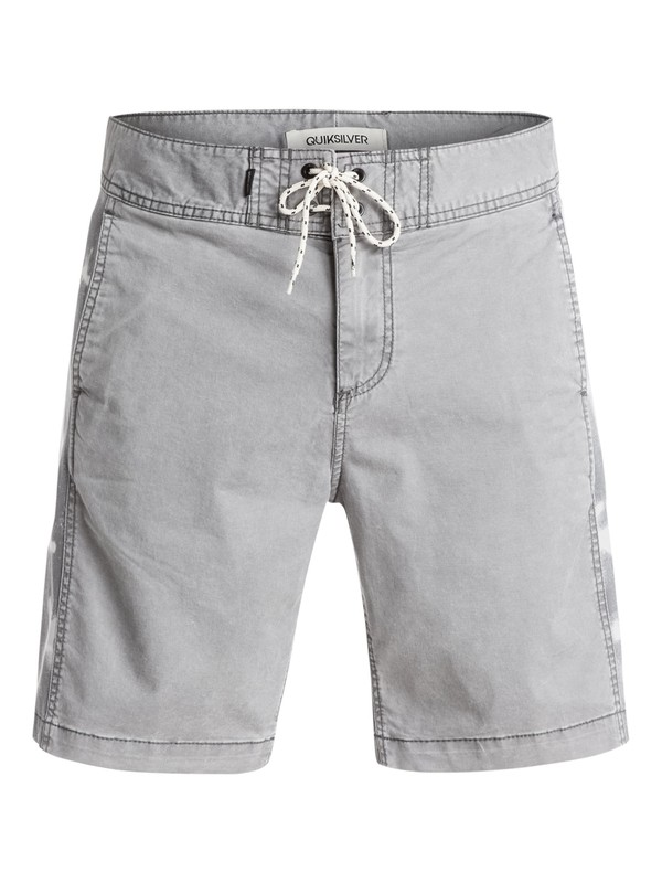 0 Street Trunk Arch Markings - Short Noir EQYWS03169 Quiksilver