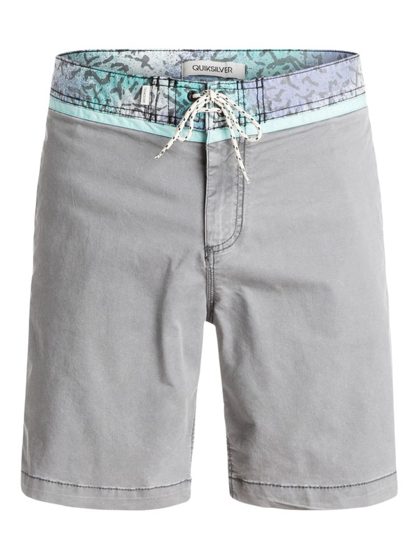 0 Street Trunk Yoke Cracked - Short  EQYWS03170 Quiksilver