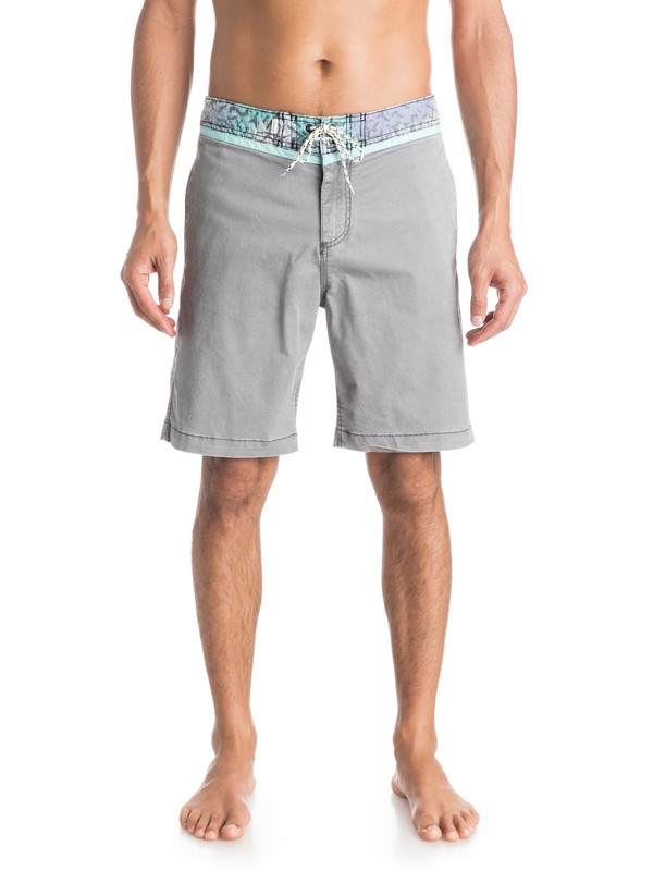 0 Street Trunk Yoke Cracked Shorts  EQYWS03170 Quiksilver