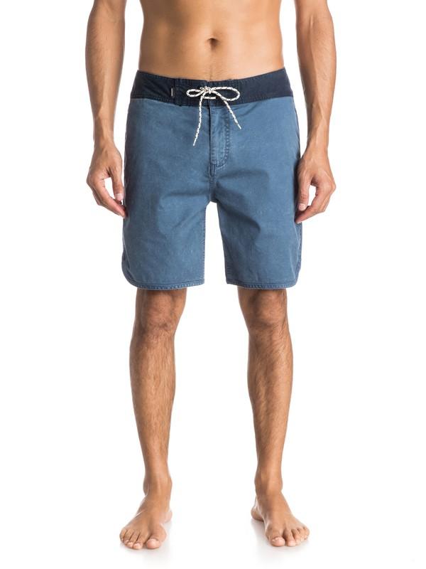 0 Street Trunk Scallop Shorts  EQYWS03173 Quiksilver
