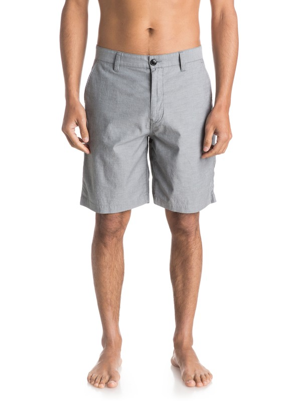 0 Everyday Oxford Shorts  EQYWS03175 Quiksilver