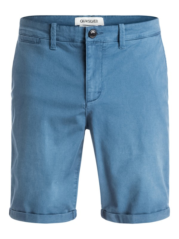 0 Krandy Chino - Short Bleu EQYWS03182 Quiksilver