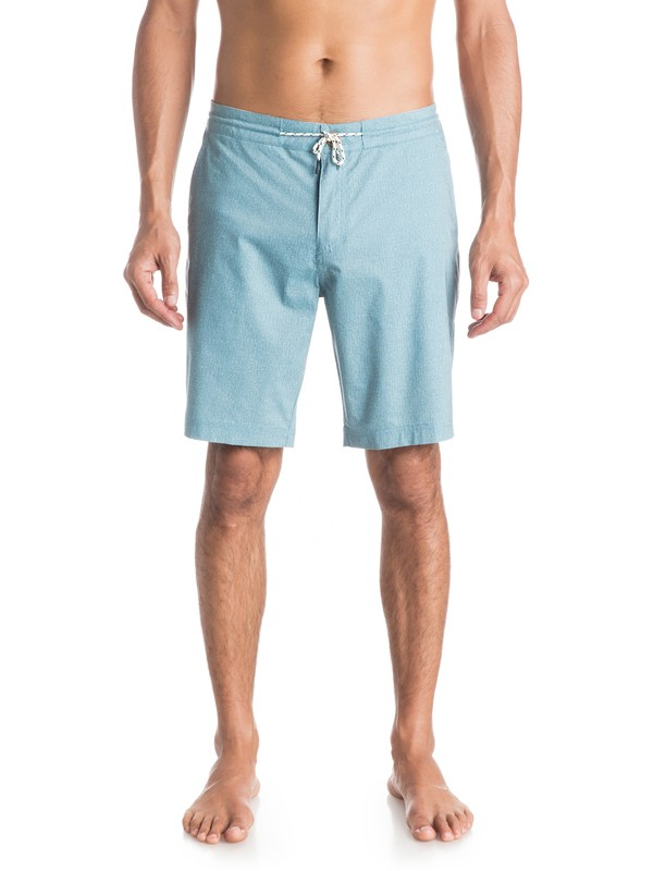 "0 Blocked It 19"" Amphibian Shorts  EQYWS03207 Quiksilver"
