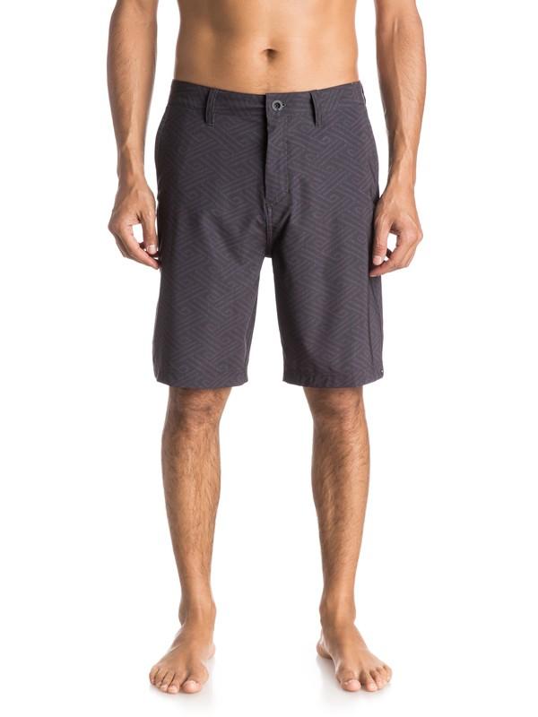 """0 Subtle 20"""" Amphibian Shorts  EQYWS03225 Quiksilver"""