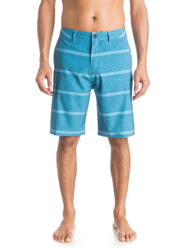 "0 Stripes 21"" Amphibian Shorts  EQYWS03238 Quiksilver"