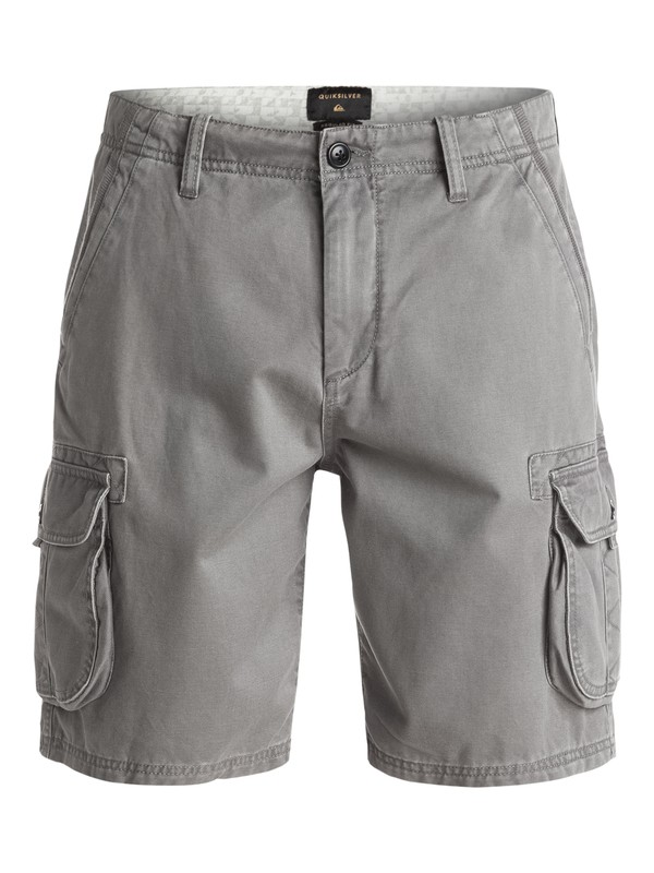 "0 Everyday Deluxe 21"" - Short cargo Noir EQYWS03250 Quiksilver"