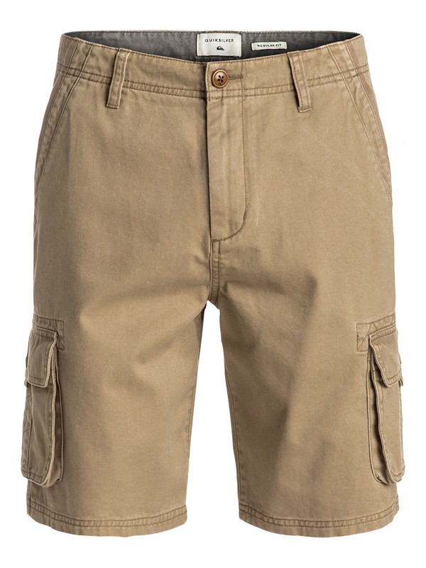 "0 Everyday Deluxe 21"" - Short cargo Beige EQYWS03250 Quiksilver"