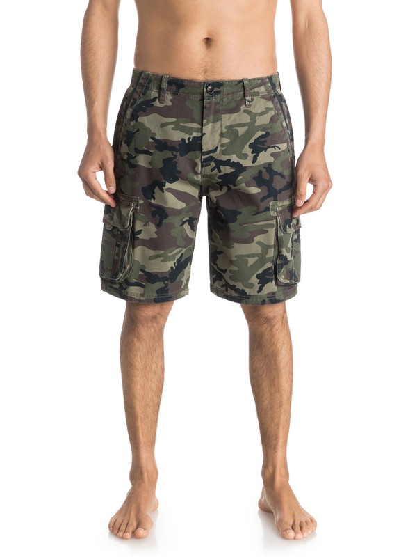 "0 Everyday Deluxe 21"" - Short cargo  EQYWS03250 Quiksilver"