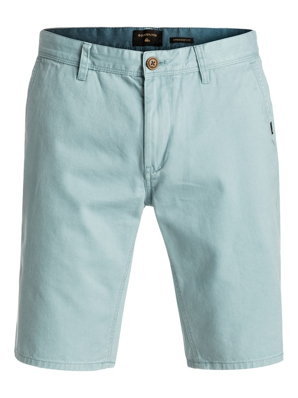 "0 Everyday 21"" - Short en sergé Bleu EQYWS03252 Quiksilver"
