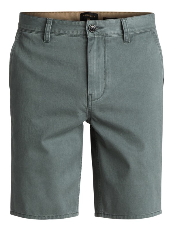 0 Everyday Chino Shorts Black EQYWS03252 Quiksilver