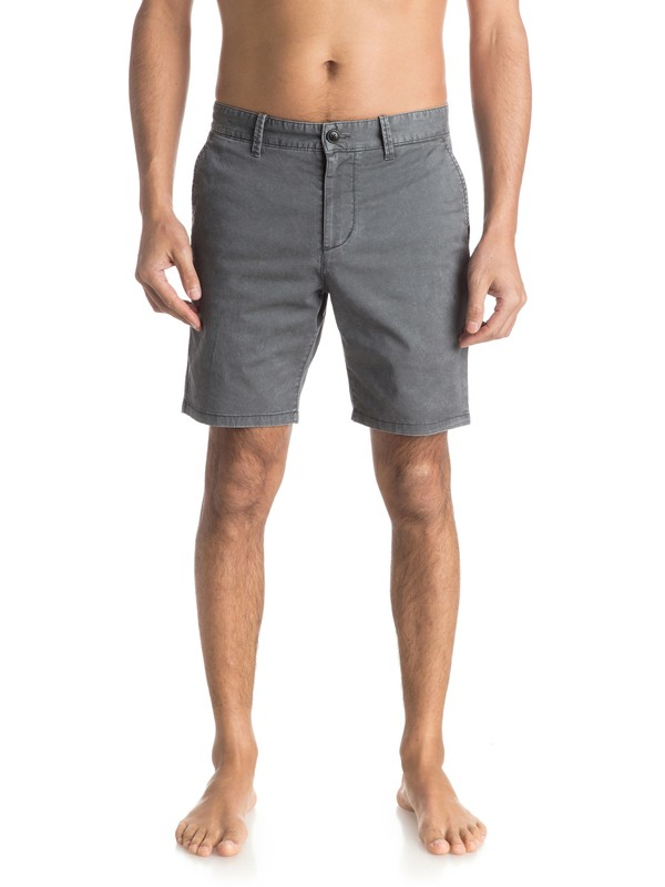"0 New Echo 18"" Chino Shorts  EQYWS03260 Quiksilver"