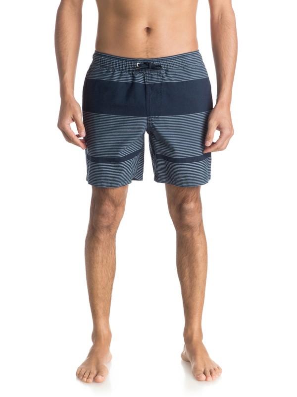 "0 Beachside Paradise 17"" Shorts  EQYWS03284 Quiksilver"