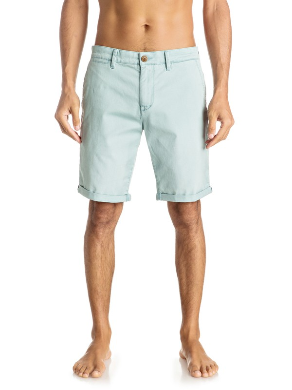 0 Krandy St - Chino Shorts Blue EQYWS03324 Quiksilver