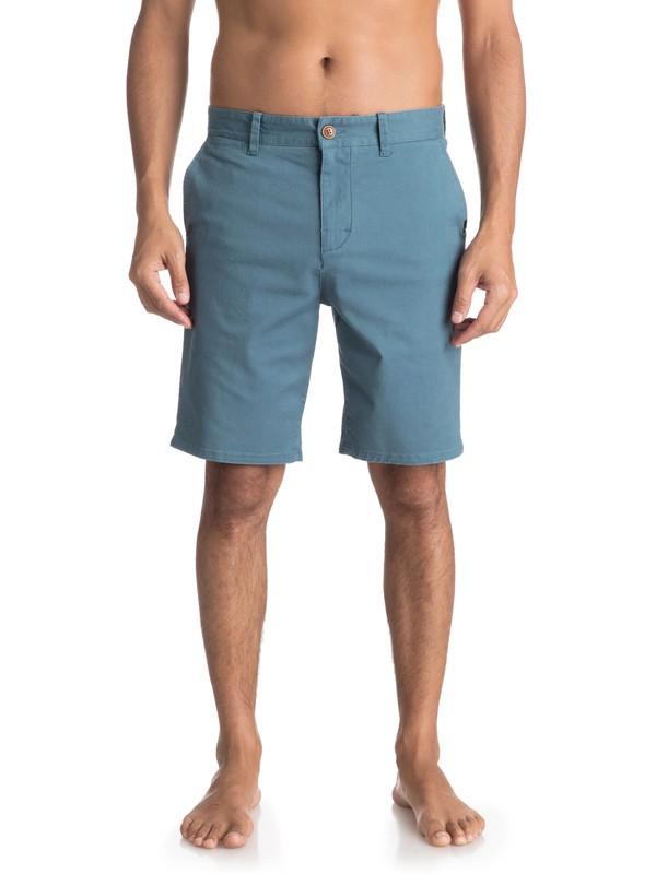 0 Krandy St - Chino Shorts Blue EQYWS03324 Quiksilver