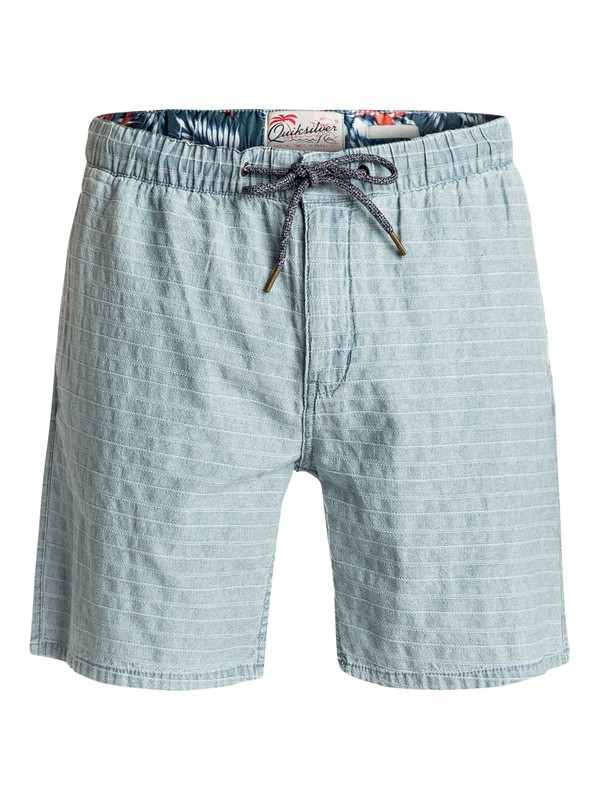 "0 Mariner Might 18"" - Short Bleu EQYWS03334 Quiksilver"