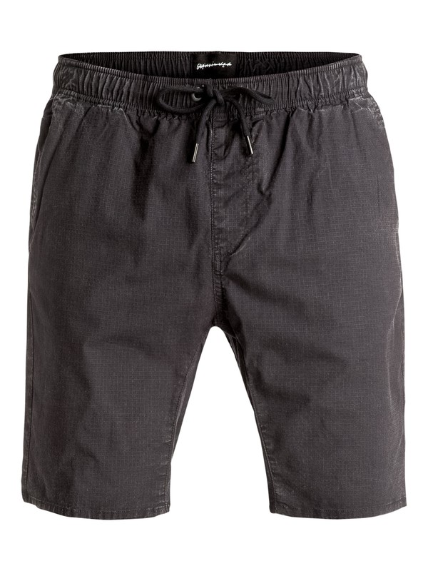 0 Rolling Tribe Shorts Black EQYWS03349 Quiksilver