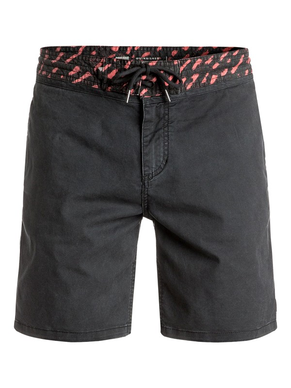 0 Street Slasher Street Shorts  EQYWS03355 Quiksilver
