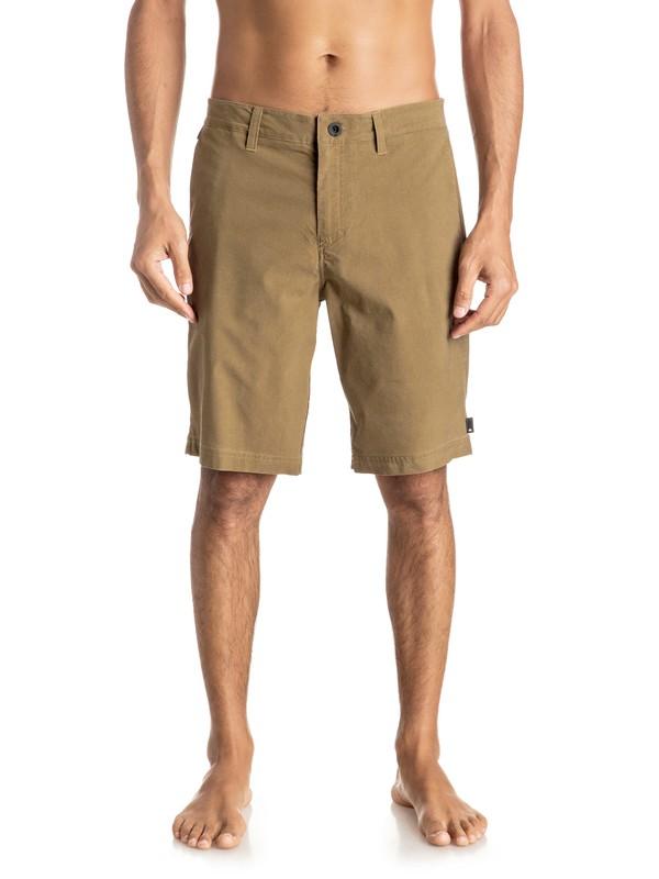 """0 Washed Amphibian 20"""" Amphibian Shorts  EQYWS03364 Quiksilver"""