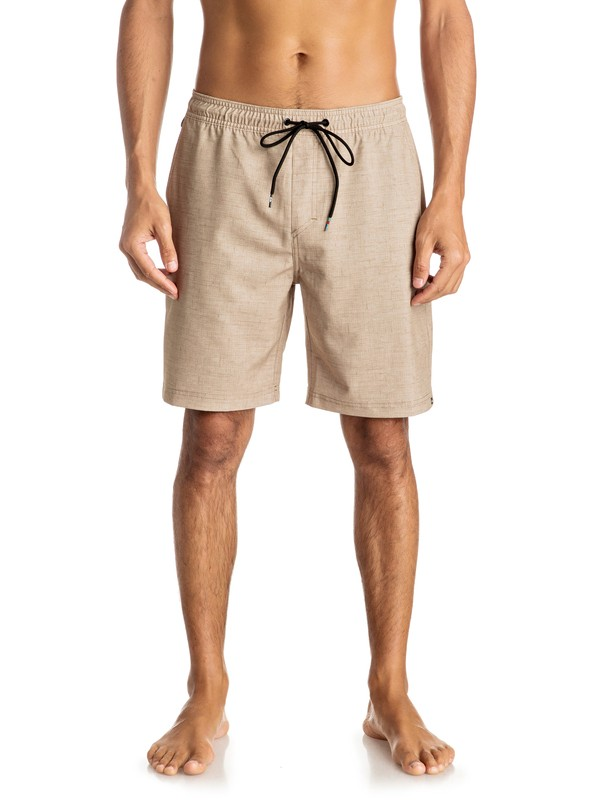 "0 Waisted Amphibian 19"" Shorts  EQYWS03367 Quiksilver"