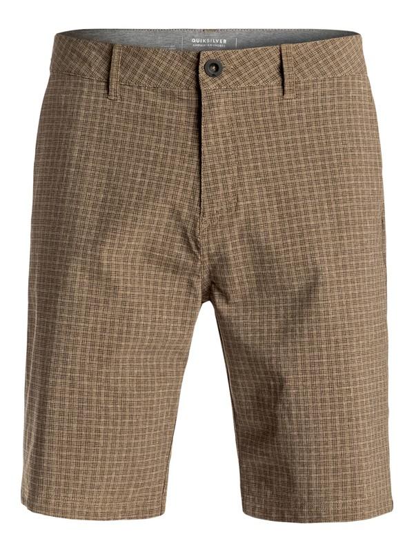 "0 Neolithic Amphibian 21"" Amphibian Shorts Beige EQYWS03369 Quiksilver"
