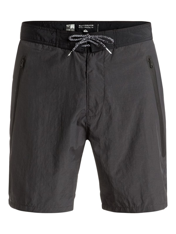 "0 Sonic Powers 19"" - Short Noir EQYWS03376 Quiksilver"