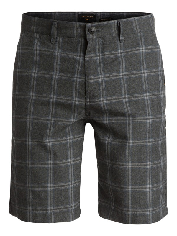 0 Regeneration Chino Shorts Black EQYWS03425 Quiksilver