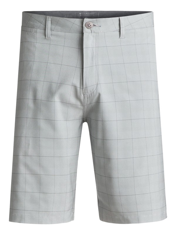 "0 Union Amphibian 21"" Amphibian Shorts Grey EQYWS03431 Quiksilver"