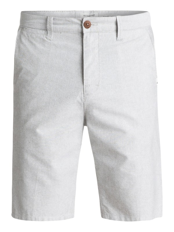 0 Krandy Oxford Chino Shorts  EQYWS03448 Quiksilver