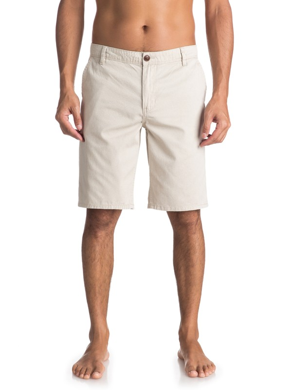 """0 New Everyday 20"""" - Chino Shorts Beige EQYWS03468 Quiksilver"""