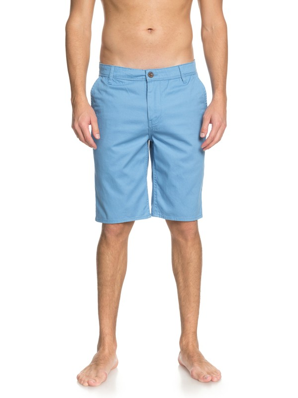 """0 New Everyday 20"""" - Chino Shorts Blue EQYWS03468 Quiksilver"""