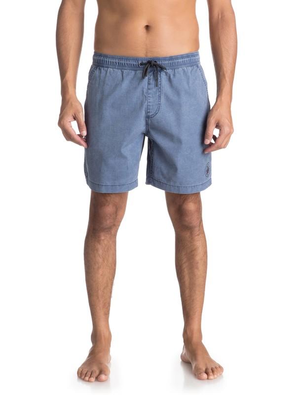 0 Tioga - Short de plage Bleu EQYWS03523 Quiksilver