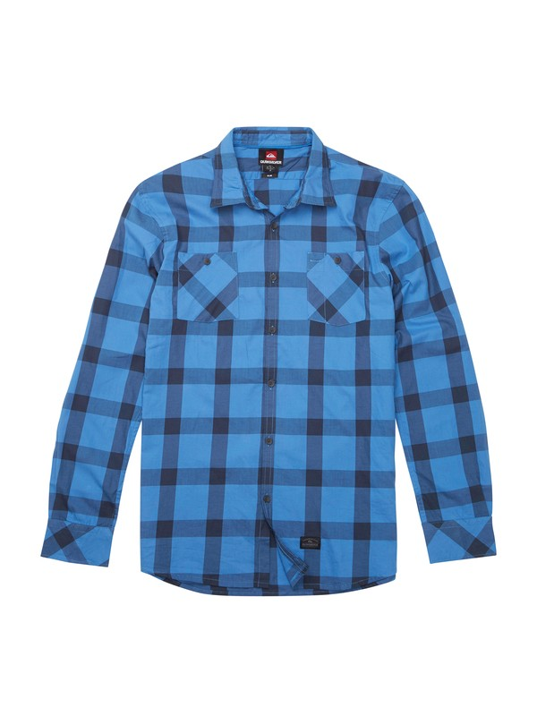 0 Ramos Long Sleeve Shirt  EQYWT00009 Quiksilver