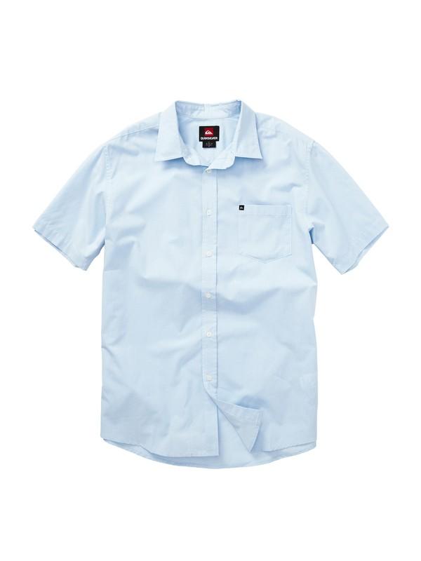 0 Allman Short Sleeve Shirt  EQYWT00031 Quiksilver