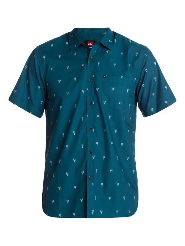 0 Beacons Shirt  EQYWT00041 Quiksilver