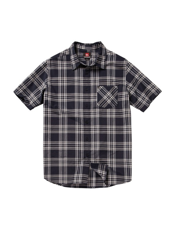 0 Belmont Shore Short Sleeve Shirt  EQYWT00046 Quiksilver