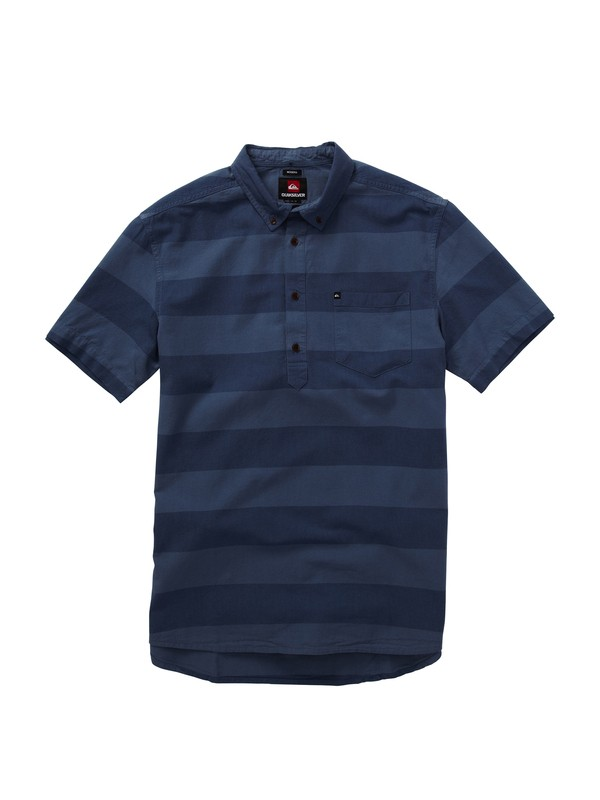 0 Eden Pass Short Sleeve Shirt  EQYWT00074 Quiksilver