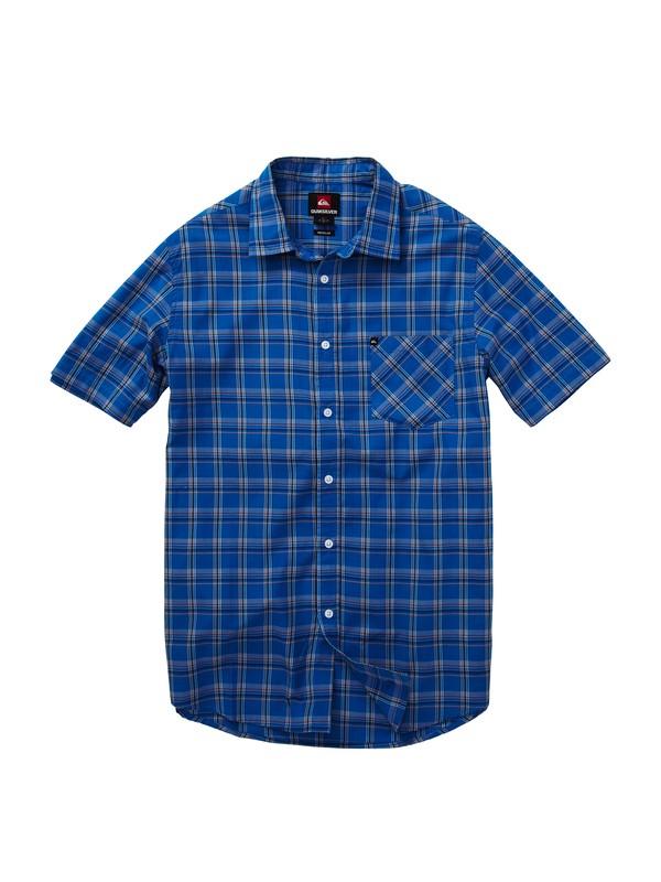 0 Pelican Pat Short Sleeve Shirt  EQYWT00076 Quiksilver