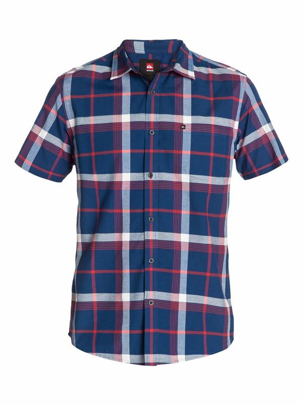 0 Lyretail Short Sleeve Shirt  EQYWT03001 Quiksilver
