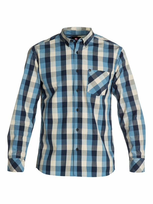 0 Faroes Long Sleeve Shirt  EQYWT03020 Quiksilver