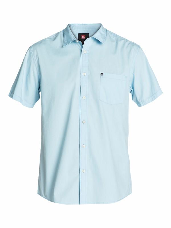 0 Elliot Short Sleeve Shirt  EQYWT03021 Quiksilver