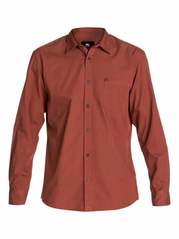 0 Elliot Long Sleeve Shirt  EQYWT03022 Quiksilver