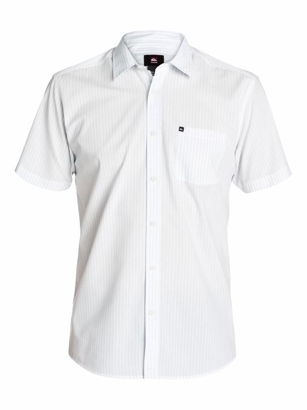0 Ventures Short Sleeve Shirt  EQYWT03027 Quiksilver