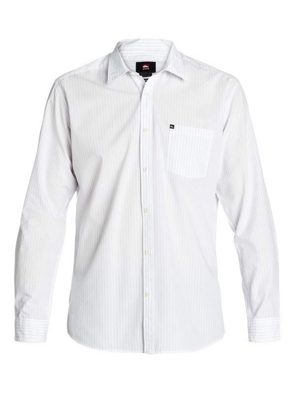 0 Ventures Long Sleeve Shirt  EQYWT03028 Quiksilver
